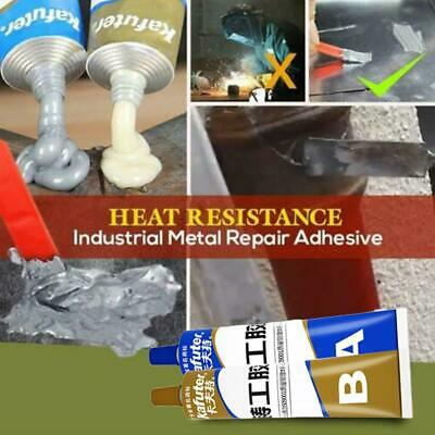 Industrial Heat Resistance Cold Weld Metal Repair Paste Strong Glue Adhesive