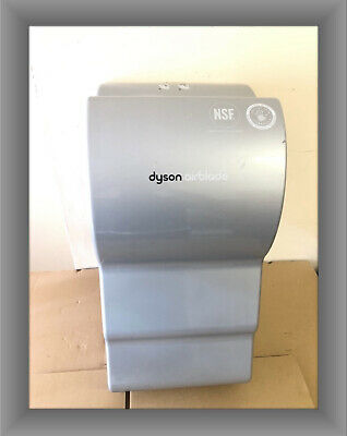 Dyson Airblade Hand Dryer *GOOD CONDITION* STEEL MODEL -