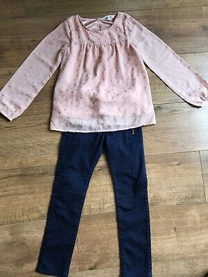 Girls H&M Outfit 5-6,6-7