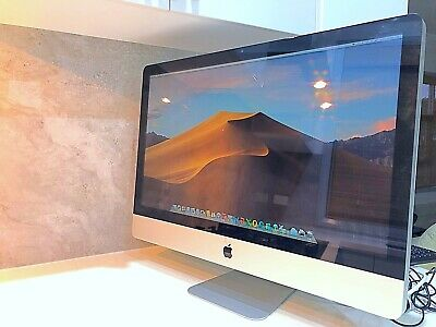 " 27"" Apple iMac Intel ™Core™ i3_12GB RAM_500GB_OfficeOnly Pick Up#No Shipping#"