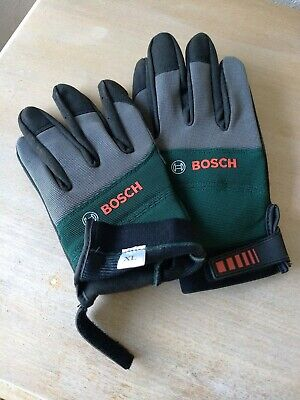 Bosch Gardening Garden Gloves - Extra Large XL F016800314 Brand New