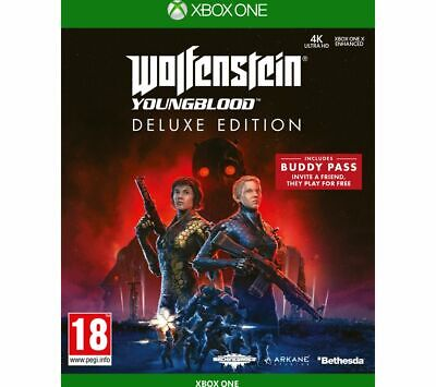XBOX ONE Wolfenstein: Youngblood - Currys