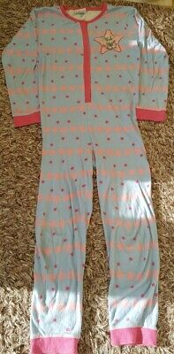 Girls George ME TO YOU TEDDY All In One Sleepsuit 10-11 Years