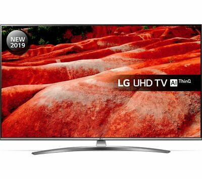 """LG 50UM7600PLB 50"""" Smart 4K Ultra HD HDR LED TV with Google Assistant - Currys"""