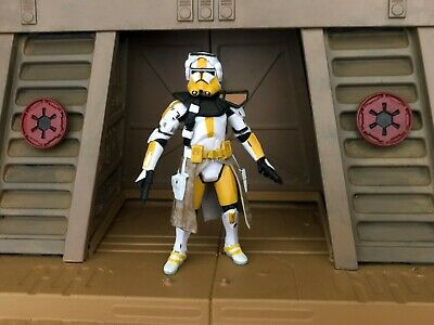 Loose Star Wars Revenge Of The Sith Clone Commander Bly