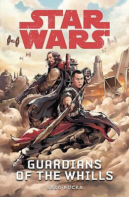 Star Wars: Guardians of the Whills, Rucka, Greg, New, Book