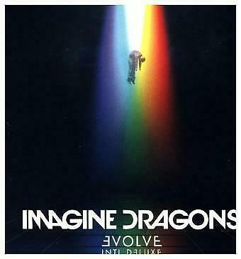 Imagine Dragons - Evolve (Deluxe Edt.) CD Interscope NEW