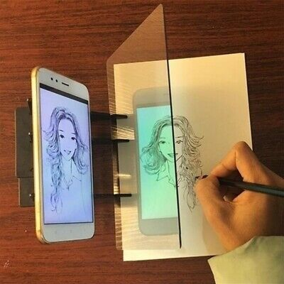 Optical Drawing Projector Painting Tracing Board Art Sketch Drawing Board Tools