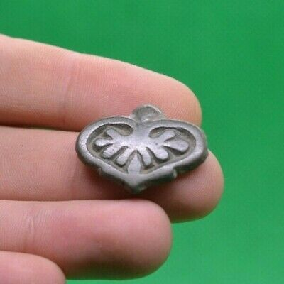 ANCIENT CELTIC DRUIDS BRONZE FERTILITY AMULET / MOUNT - circa 100 BC
