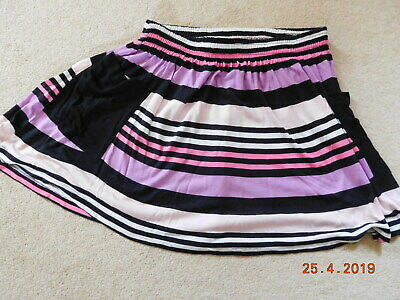 Girls Multi Coloured Summer Skirt by H & M, Age US 14 Years.