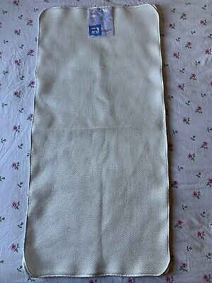 Mothercare Baby Cot Mattress Cover with Coolmax SPARE COVER for 60x120cm Mattres
