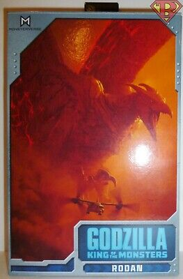 """RODAN Godzilla King of the Monsters 13"""" Wing to Wing Action Figure Neca 2019"""