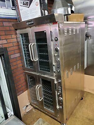 DOYON Convection Oven/Proofer Combination JAOP10, Gas USED