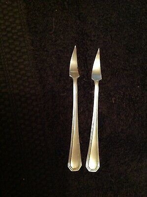 Mappin & Webb Princes Plate Nut Picks/forks Perfect For The Christmas Nut Bowl.