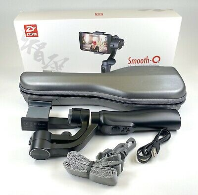 Zhiyun Smooth-Q 3-axis Handheld Gimbal Stabilizer for Smartphones