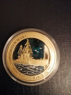 Ships that made History commerative Coin