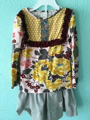 Persnickety outfit size 4 3 pcs