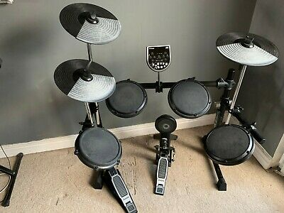 Alesis DM 6 Electronic Drum Kit - used but still in good working order!