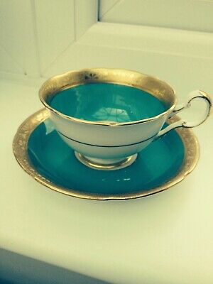 Vintage Bone China Cup and Saucer. Royal Grafton. Made in England.