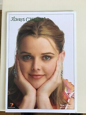 Tv Fan Card Always Greener. Bree Walters Free Postage