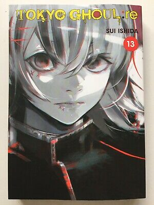TOKYO GHOUL : re 13    Sui Ishida ENGLISH MANGA Book Set  CHEAPEST LISTED