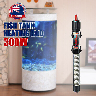 Aquarium Aqua Fish Tank Automatic Water Thermostat Heater Submersible 300W A