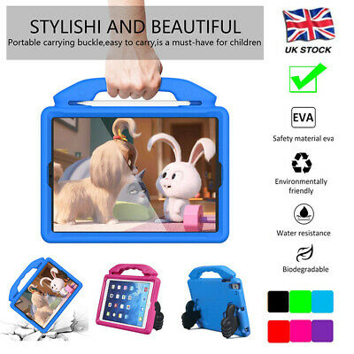 """Kids Handle Shockproof Safe Case Cover For iPad 7th Generation 10.5"""" Air3 10.2"""""""