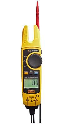 TrueRMS Voltage, Continuity & Current Tester - DI-LOG