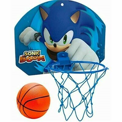 New Official Sonic Boom Basketball Set Sonic The Hedgehog