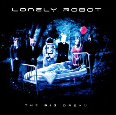 Lonely Robot - The Big Dream CD Inside OutMusic NEU