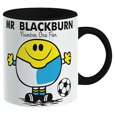 Blackburn Rovers Mug. Gift for Man Football Soccer Present Xmas Idea Men