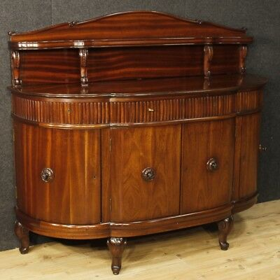 Cupboard French Furniture Wooden Mahogany Dresser Antique Style 900 Room 4 Ante