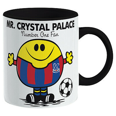 Crystal Palace Mug. Gift for Man Football Soccer Present Xmas Idea Men