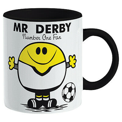 Derby County Mug. Gift for Man Football Soccer Present Xmas Idea Men