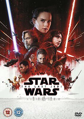 Star Wars Last The Jedi DVD