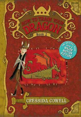 How to Train Your Dragon by Cressida Cowell 9780316085274 | Brand New