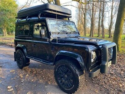 Land Rover Defender 90 TD5 XS Rebuilt Galvanised Chassis Stage 2 200bhp