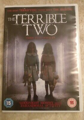 The Terrible Two - Horror DVD - Come Play With Us