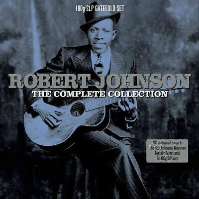 SEALED NEW LP Robert Johnson - The Complete Collection