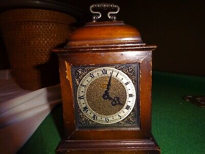 Smiths Antique Vintage Carriage Clock