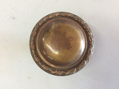 Vintage / Antique Ornate Brass Door Knob