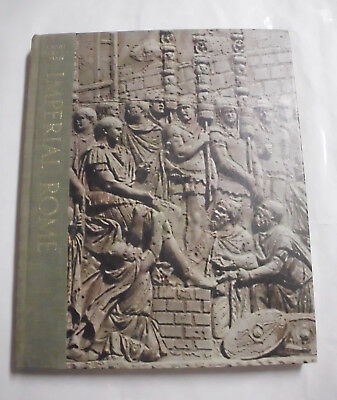 Great Ages of Man Imperial Rome (TimeLife) (Hardcover Book)