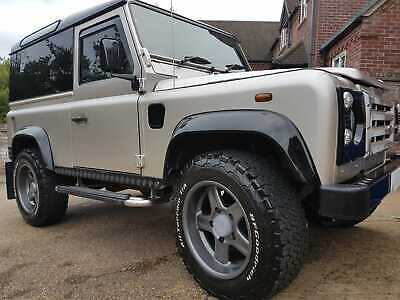 Land Rover Defender 90 TD5 with Roof Tent and lots of upgrades