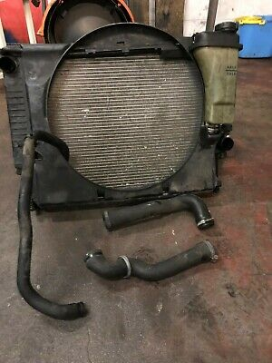 BMW E36 RARE Radiator With Seperate Expansion Tank