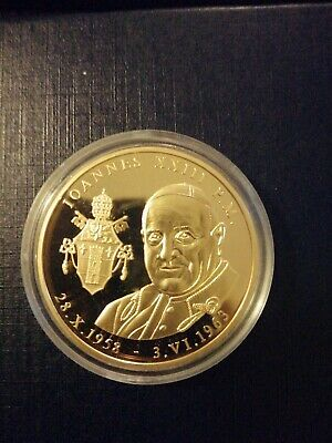 Pope Joanne's XXIII Commerative coin