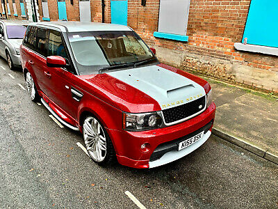 2006 Facelift Range Rover Sport Tdv6 Exclusive Autobiography Conversion Must See