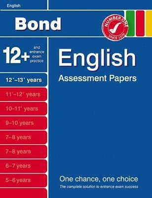 Bond Assessment Papers Sixth Papers in English 12-13+ Years, Wendy Wren, Good Co
