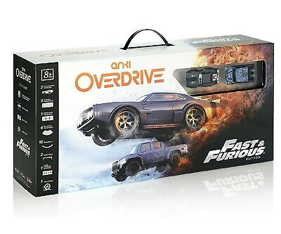 Anki Overdrive Fast & Furious Edition New In Box