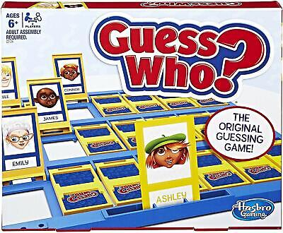Guess Who? Classic Family Board Game by Hasbro C2124