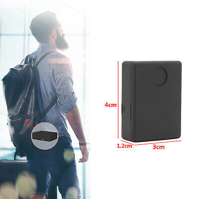 Magnetic Mini GPS Tracker Car Kids GSM GPRS Real Time Tracking Locator Device AU